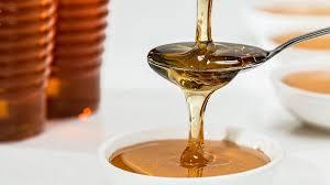 مزيج العسل وزيت الزيتون