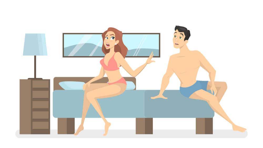 علاج المشاكل الجنسية
